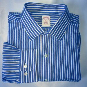 Brooks Brothers button up shirt size 16.5 34 35 36